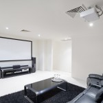 Home Theater installation from Wired-Up Systems