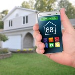 SMart Home Automation with Wired-Up Systems